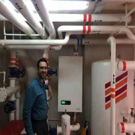 پارس انرژی سریر -بهینه سازی مصرف انرژی با محصولات چگالشی atag