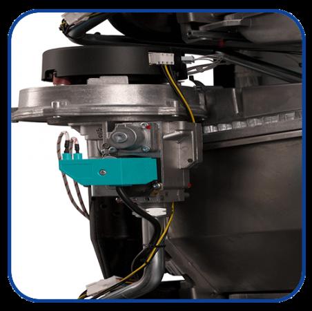 بهینه سازی مصرف انرژی با بویلرهای چگالشی atag